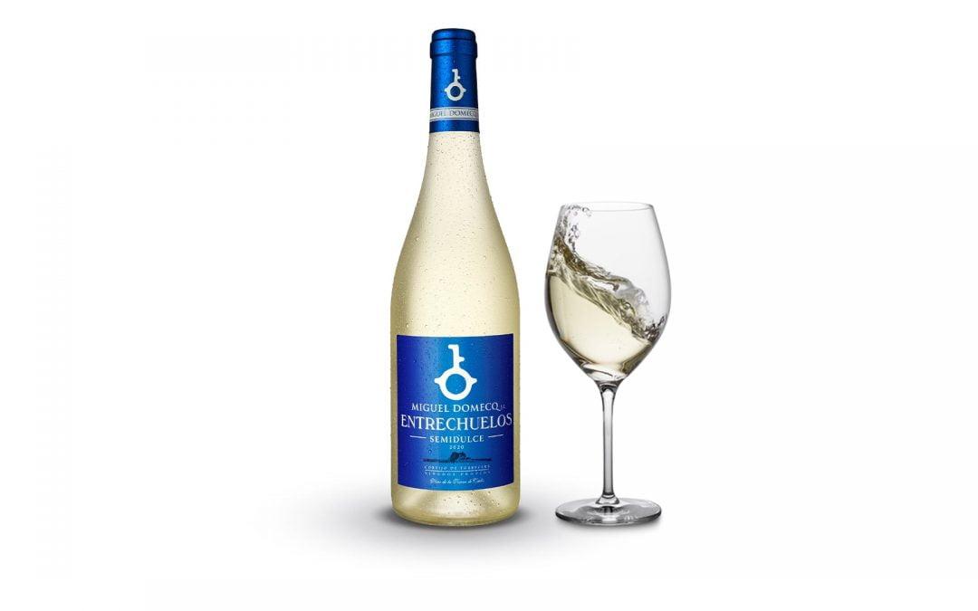Nuestro nuevo vino blanco semidulce de la tierra de Cádiz