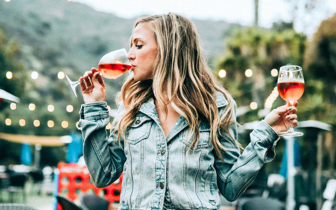 ¿Cómo se hace el vino rosado? Tipos de vino rosado