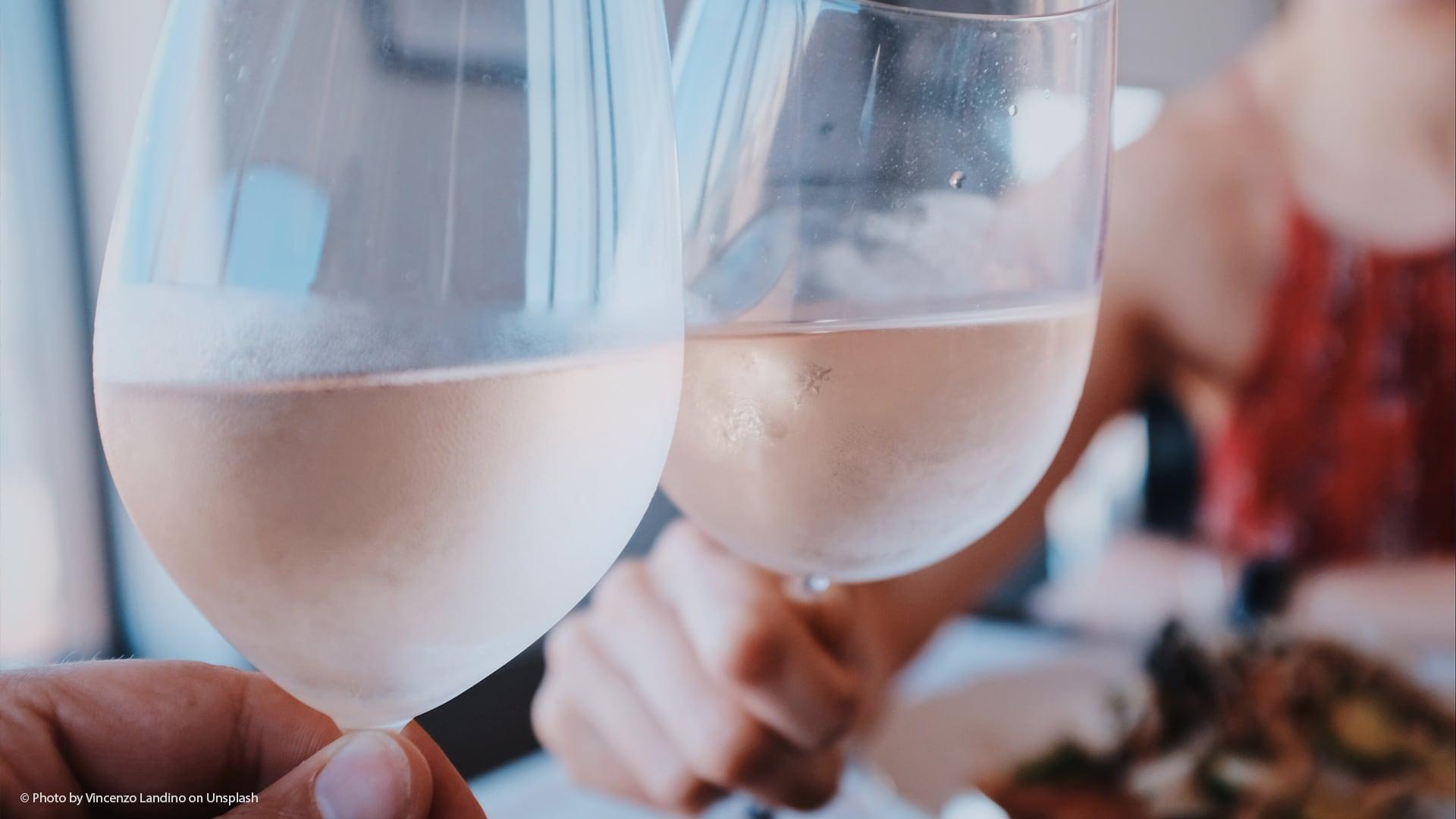 proceso de elaboracion del vino rosado